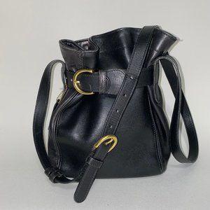 COACH leather VINTAGE bag